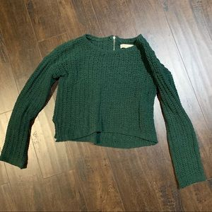 🤎Abercrombie & Fitch croped sweater